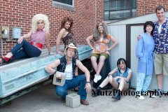 The Great American Trailer Park Musical - courtesy of Mutz Photography